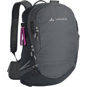 VAUDE Roomy 23+3 Backpack Dame phantom black